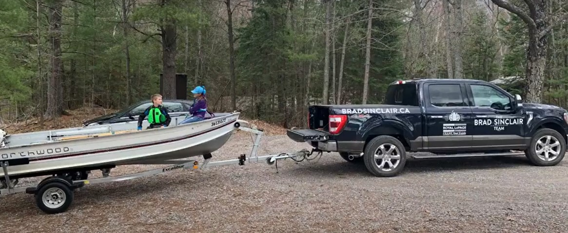 Proper maintenance of your boat from lake to lake to prevent the spread of invasive species
